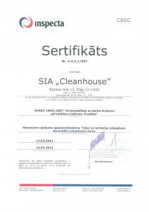 OHSAS18001:2007